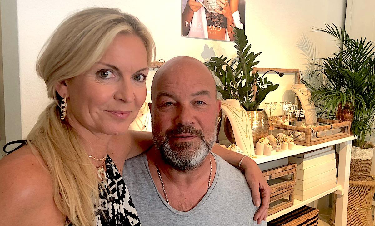 Geschäftspartner und ein Paar: Pascale Birchmeier und Christian Fässler.