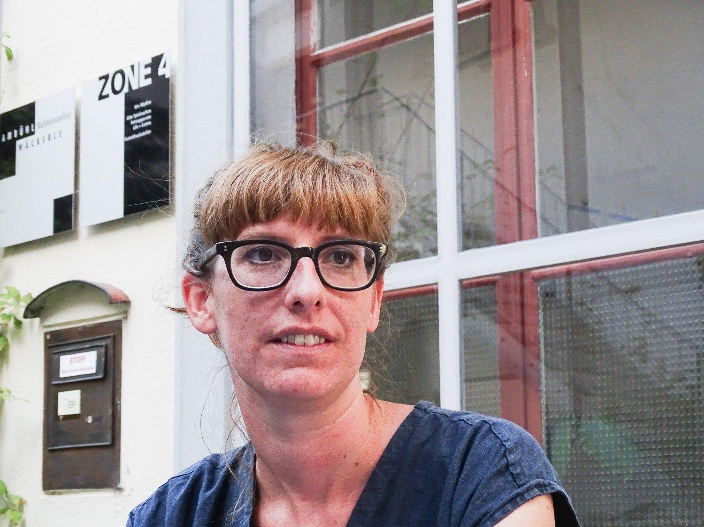 Corina Schwingruber Ilic ist die Kurzstreckenläuferin unter den Filmemacherinnen.