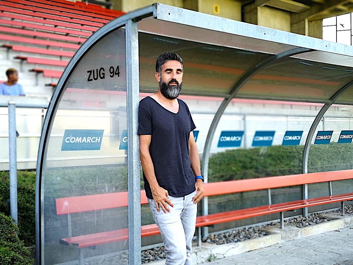 Er träumt nicht vom Erfolg als Trainer beim Zug 94: Für ihn steht viel Arbeit auf dem Fussballplatz im Vordergrund. Nach dem Motto: Ohne Fleiss kein Preis.