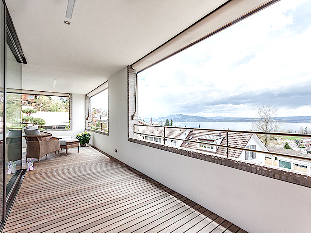 Wohnungen mit Seesicht sind auch bei Expats beliebt.