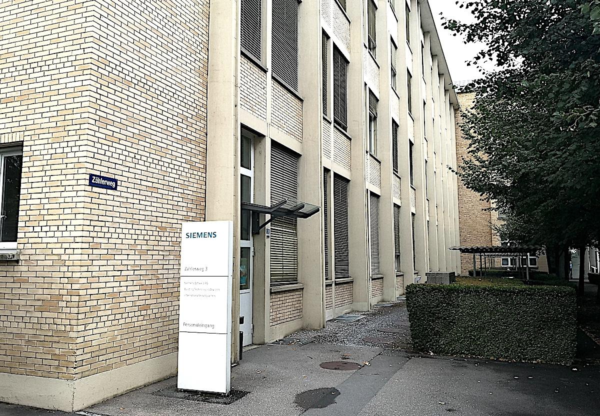 Die Zählerstrasse 3-9, wo derzeit noch Siemens untergebracht ist, wird dreieinhalb Jahre lang mit einem Gastronomie- und Freizeitangebot zwischengenutzt.
