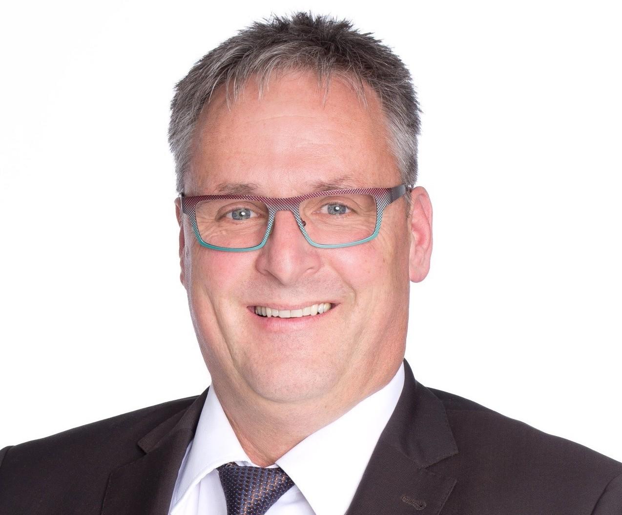 Thomas Grüter, CVP-Kantonsrat und Gemeindepräsident von St. Urban.