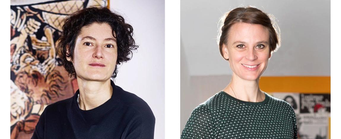 Die Ko-Leitung des Luzerner Kleintheaters: Sonja Eisl und Judith Rohrbach.