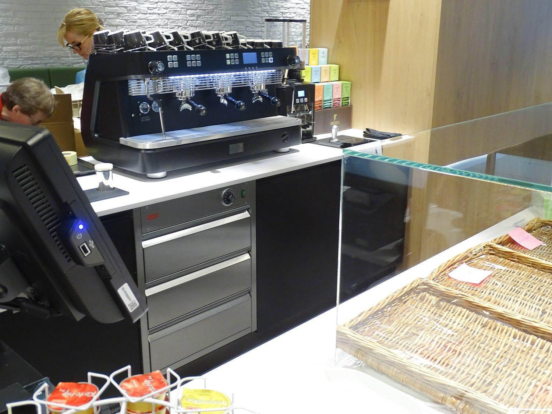 Wird die neue Kaffeemaschine zum künftigen Herzstück?