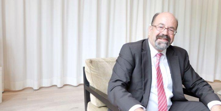 Joachim Eder will es noch einmal wissen. Der ehemalige Zuger Landammann hat seine ersten vier Jahre im Ständerat hinter sich.