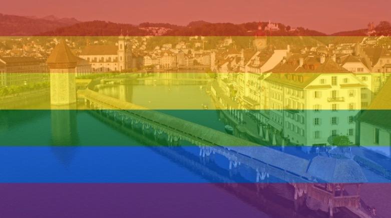 Die BDP der Stadt Luzern will Luzern zur offenen Regenbogenstadt machen.
