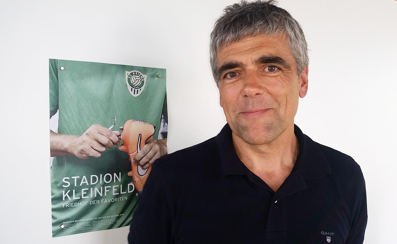 Kriens-Präsident Werner Baumgartner hofft auf ein 3:3 bis zur 85. Minute – und auf einen gerechten Sieger im Cup-Derby.