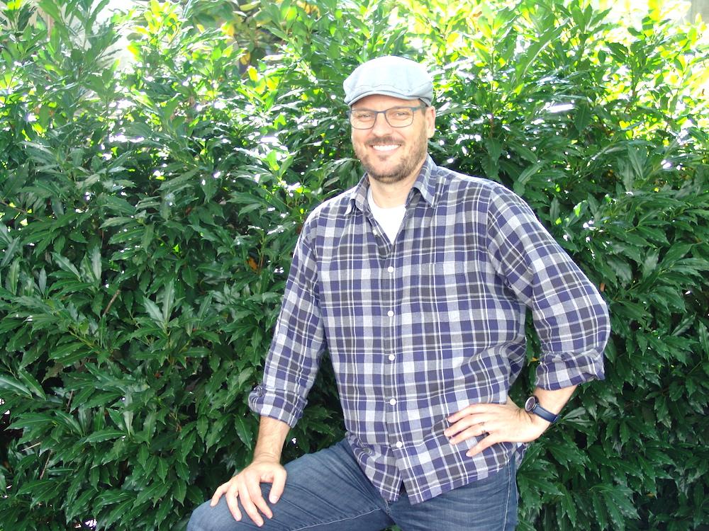 «Es ist befriedigend, wenn man helfen kann»: Roman Ambühl ist Leiter des Zuger Care Teams.