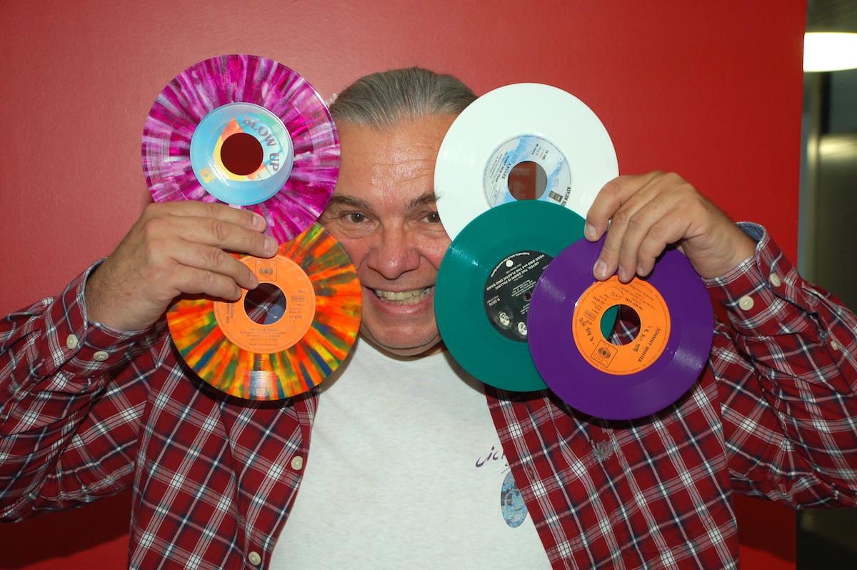 Michel Richter ist ein DJ alter Schule – und setzt ganz auf Oldies und Hits.