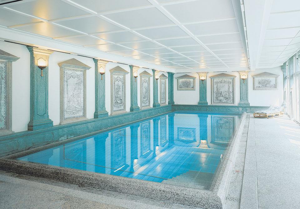 In diesem Pool lässt es sich gut schwimmen.