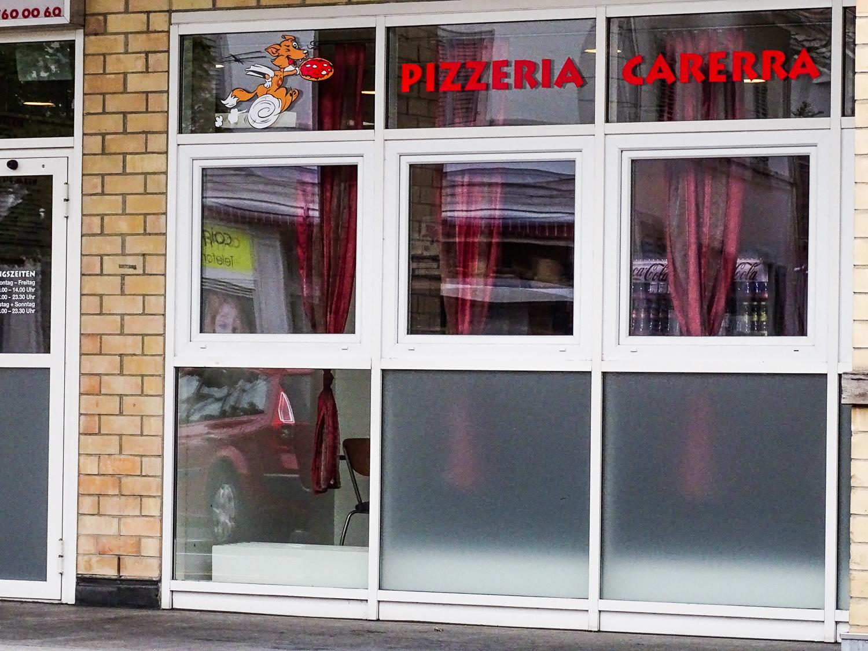 Der schnelle Fuchs mit der Pizza in der Hand – bleibt er dem Neudorf-Center erhalten?