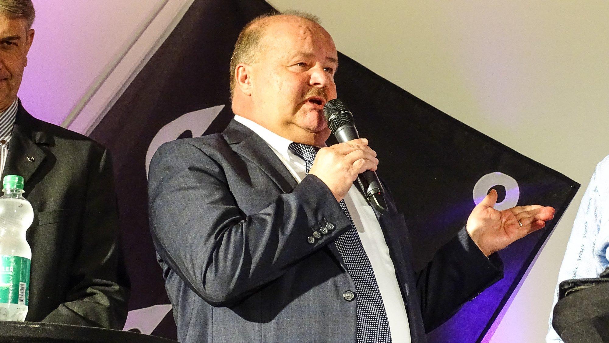 Felix Müri hat die Wahl in den Emmer Gemeinderat im ersten Wahlgang nur knapp verpasst.