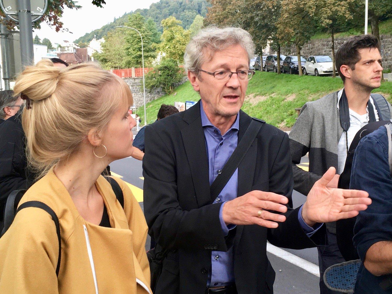 Adrian Borgula Umwelt Verkehr Mobilität Stadtrat Luzern