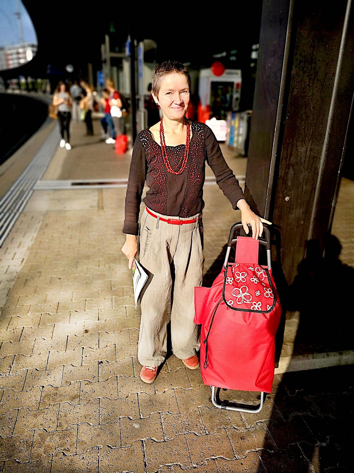 Edith aus Luzern möchte Homöopathin werden.