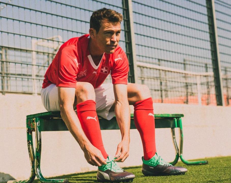 Nati-Captain Stephan Lichtsteiner hat über 100 Spiele für die Schweizer Nati absolviert.