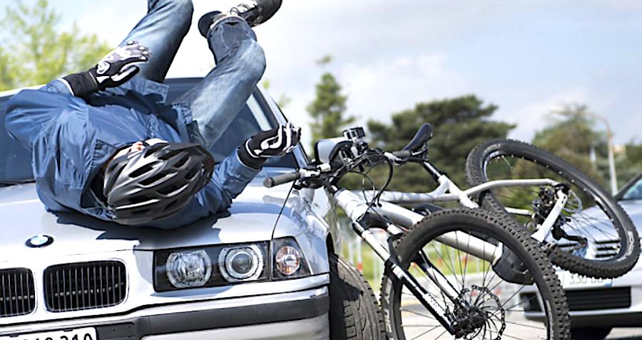 So weit sollte es gar nicht kommen, wenn man mit dem E-Bike unterwegs ist.