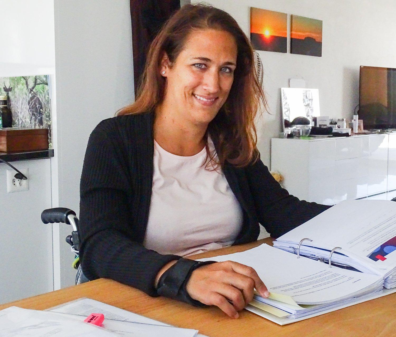 Lernte für den Wahlkampf das Handwerk des Video-Schneidens: Manuela Leemann.