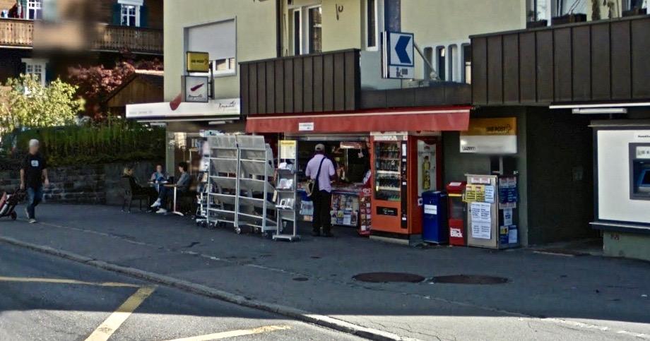Der Wäsemeli-Kiosk war mehr als einfach ein kleiner Laden.