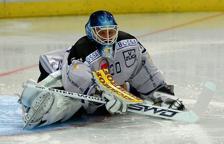 «Jussi Markkanen ist ein Weltklassetorhüter», sagt der EVZ-Spieler David McIntyre über den neuen Finnen im Team.