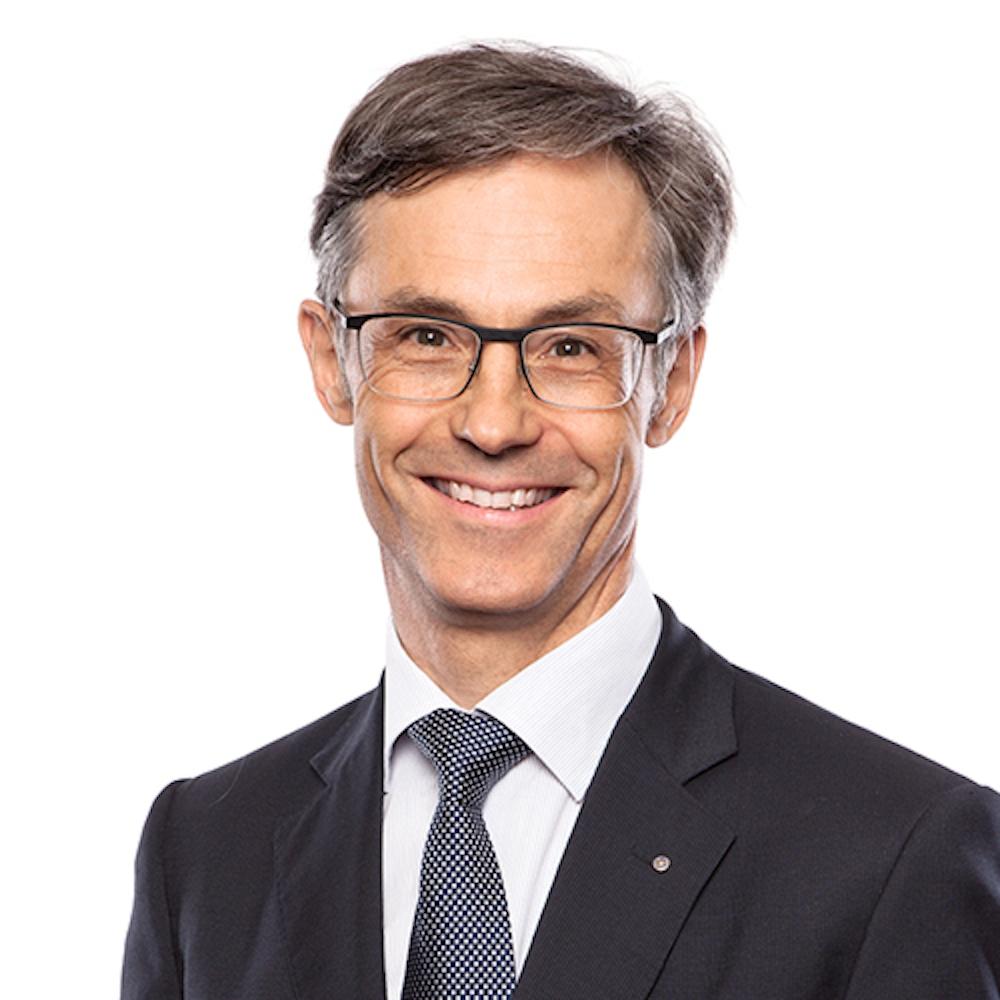 Zuger Finanzdirektor Karl Kobelt.