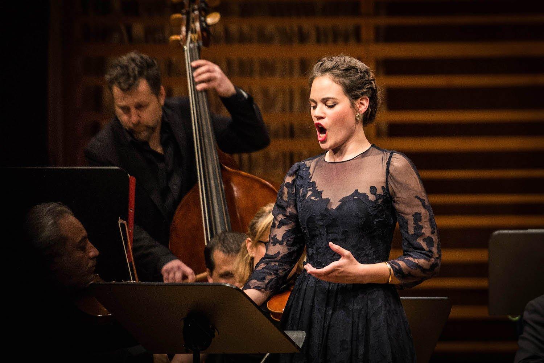 Grosse Stimme und viele Fans: Sopranistin Regula Mühlemann.