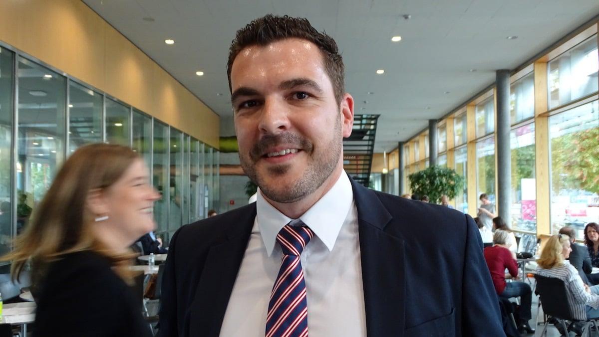 Musste um seinen Platz im Regierungsrat bangen: Florian Weber. Geklappt hat's trotzdem.