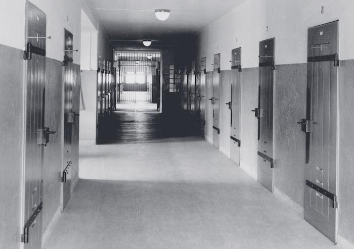 Elf Jahre sass Franz Burri in der Gefängnisanstalt Sedel ein. Fotoaufnahme von 1934.