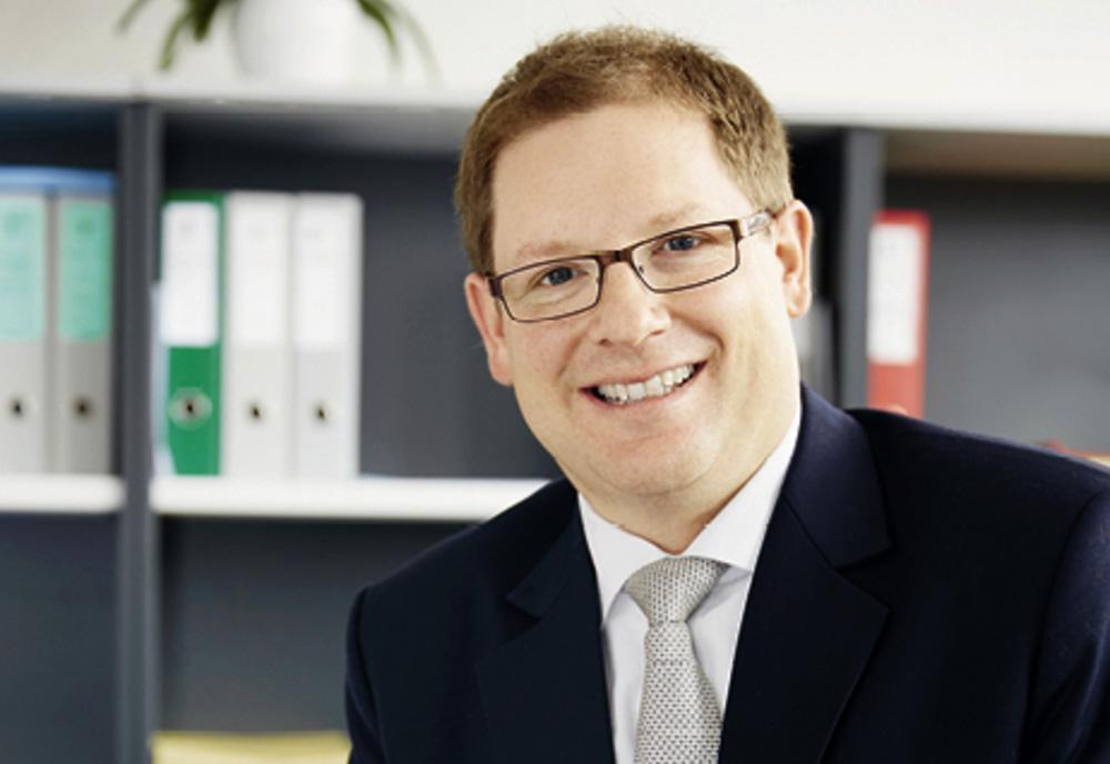 Der neue Betriebsleiter des Betagtenzentrums Eichhof: Joel Früh.