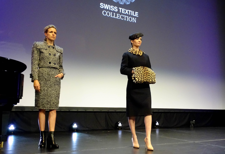 Die Chanel und Dior Vintage Show.