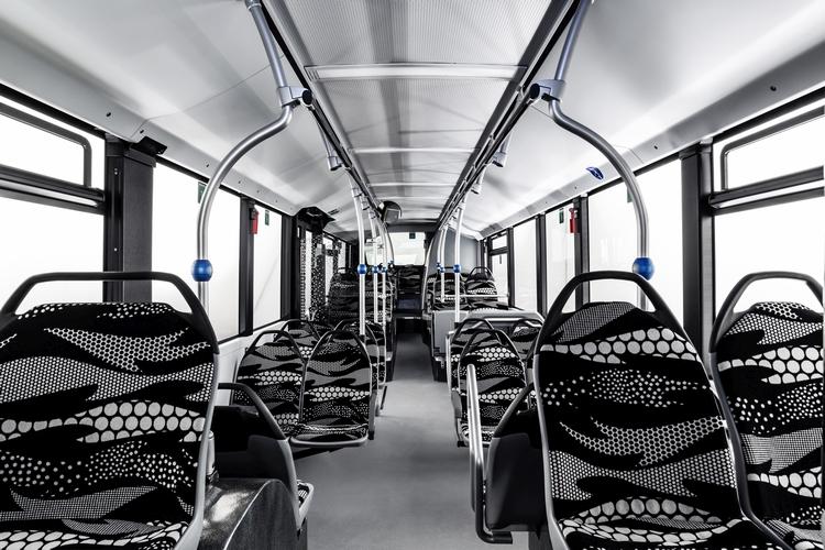 Mercedes-Benz eCitaro – Interieur.