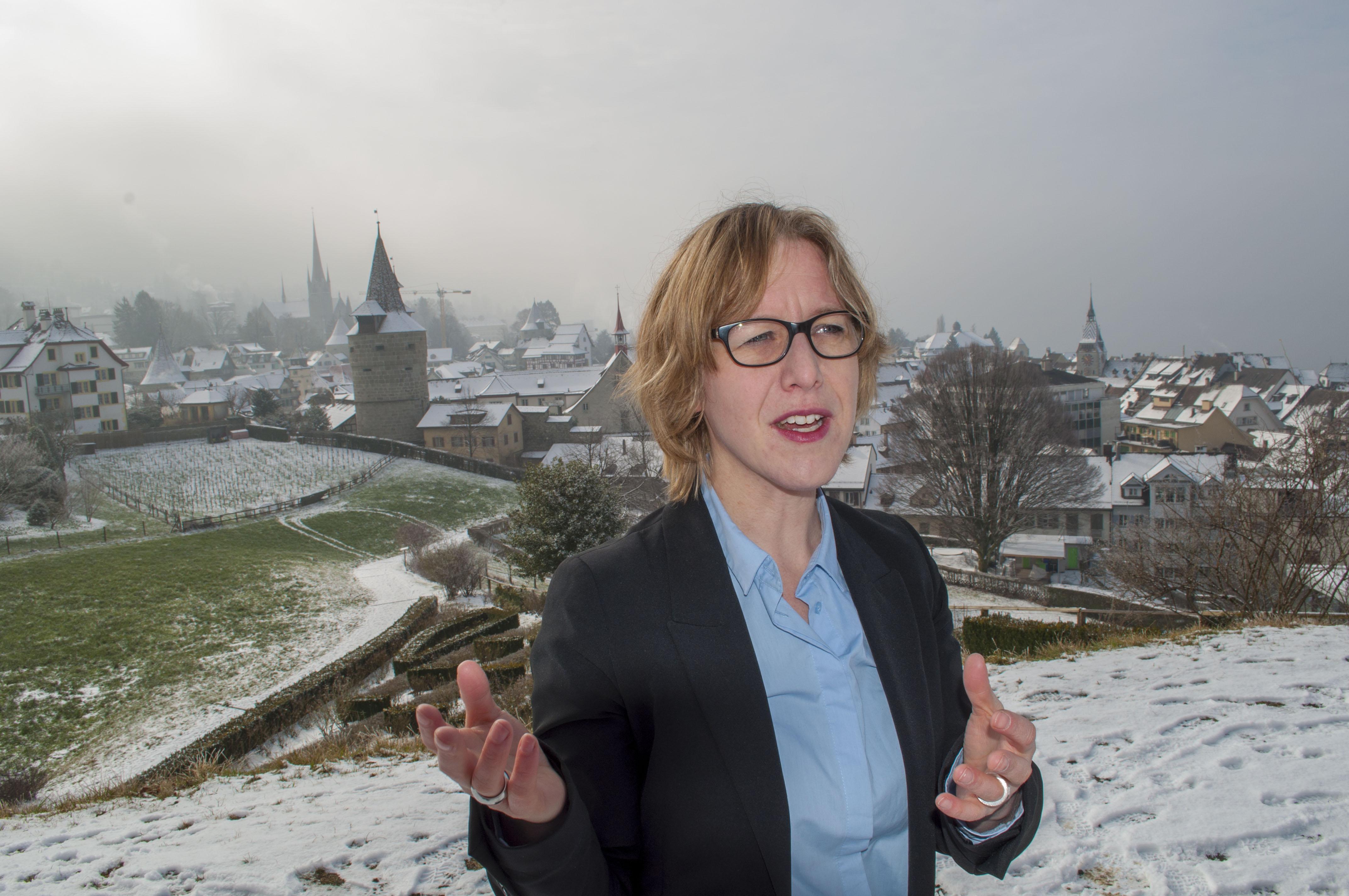 Barbara Gysel von der Zuger SP plädiert für ein «Diversity Management» in der Politik.