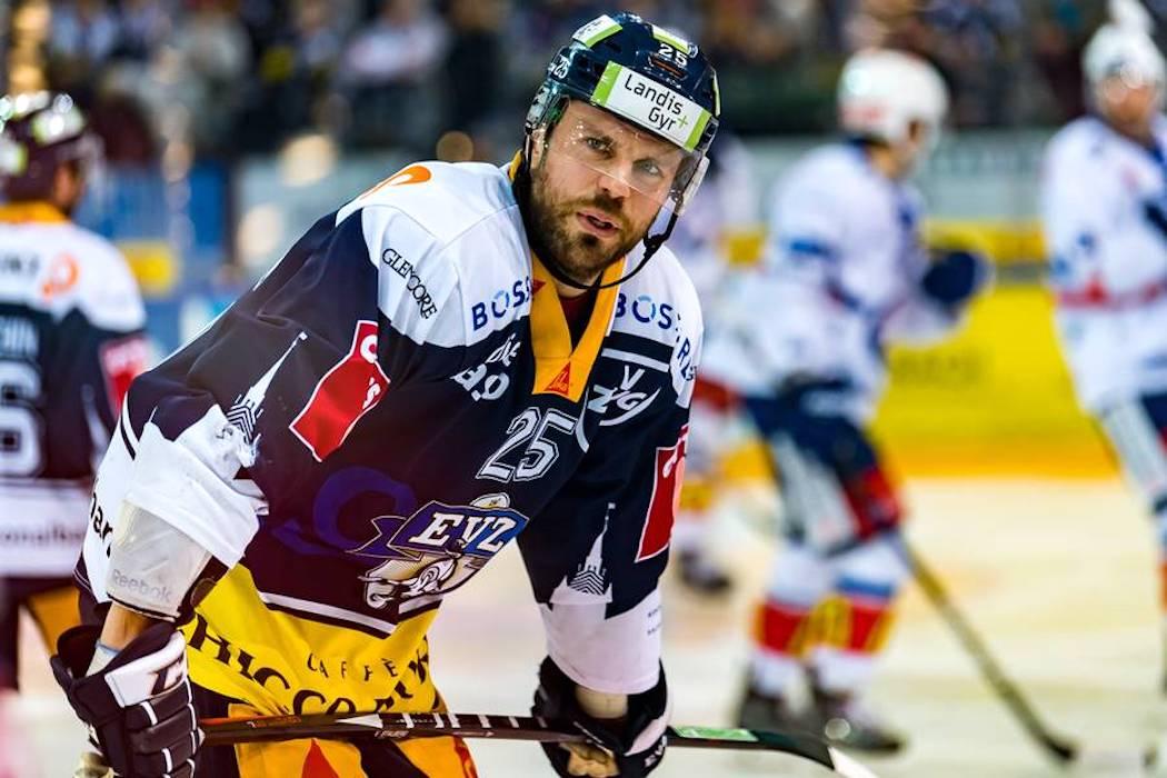 EVZ-Crack Viktor Stålberg: Am Dienstag muss er seine Chancen nutzen.