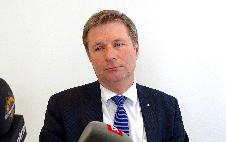 Marcel Schwerzmann plant eine Feinjustierung der Steuerstrategie.