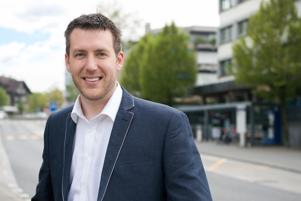 Der Steinhauser Andreas Hürlimann (Grüne) schaffte es auch nicht in den Regierungsrat. Er wittert nun die Chance der Linken in einer starken Opposition.