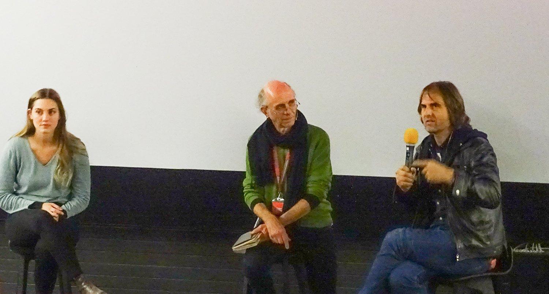 Zsofia Körös und Thomas Imbach stellen sich den Fliz-Fragen.