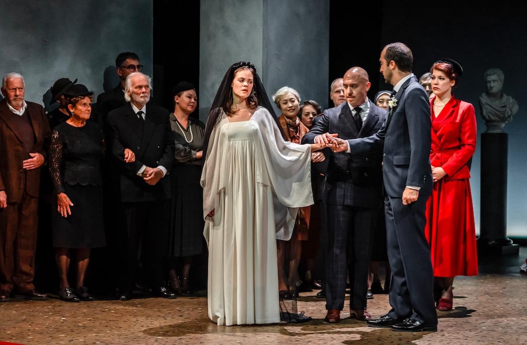 Romeo und Julia gehört zu den zeitlosen Klassikern.
