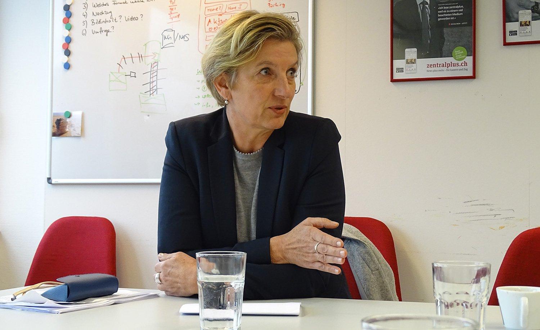 «Ein Zeichen, dass etwas passieren muss»: Die Grünliberale Stadtparlamentarierin Judith Wyrsch unterstützt das Vorgehen des Stadtrats.