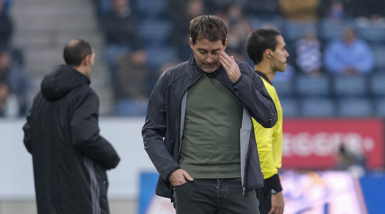 FCL-Trainer René Weiler liess gegen den FC Zürich mit einem neuen System spielen.