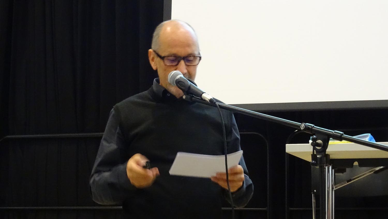 René Hutter ist seit 20 Jahren Kantonsplaner. Er sah sich als Sprachrohr des Kantonsrats.
