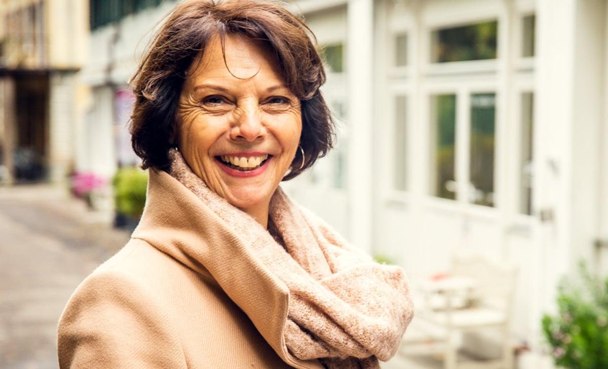 Bewegungstherapeutin: Monica Elmiger (60).