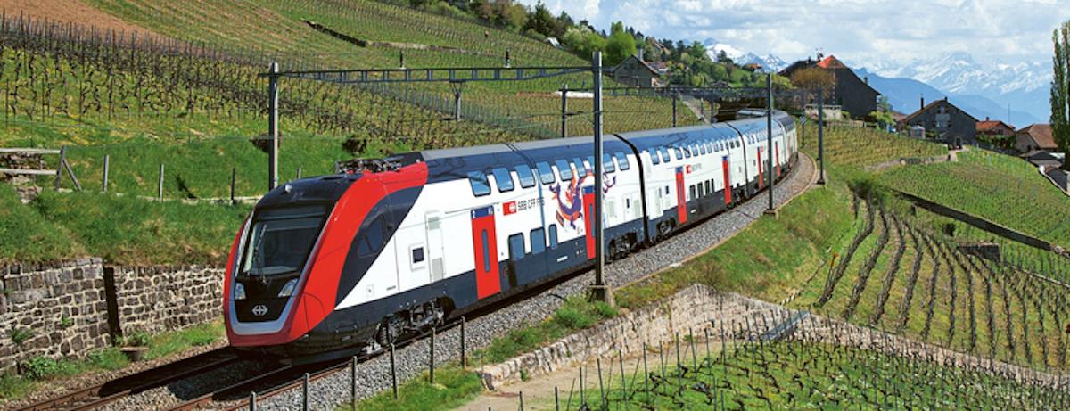 Verspricht Komfort: Dieser neue Doppelstöcker verkehrt ab 9. Dezember zwischen Luzern und Zürich.