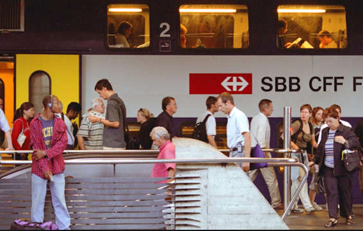 Wenig Komfort: Die alten S-Bahnen sind oft ohne funktionierendes WC.