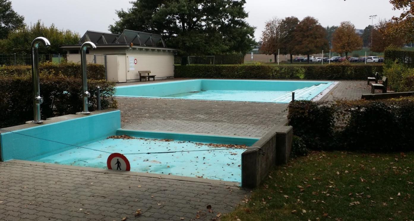 Das Nichtschwimmerbecken der Badi Hünenberg kann saniert werden