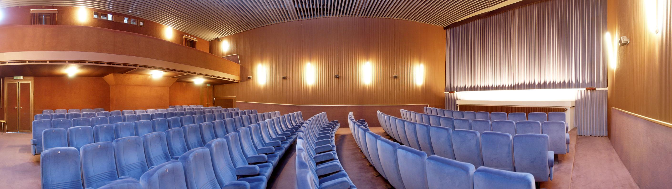 Das Gotthard ist das Arthouse-Kino unter den Zuger Filmtheatern.