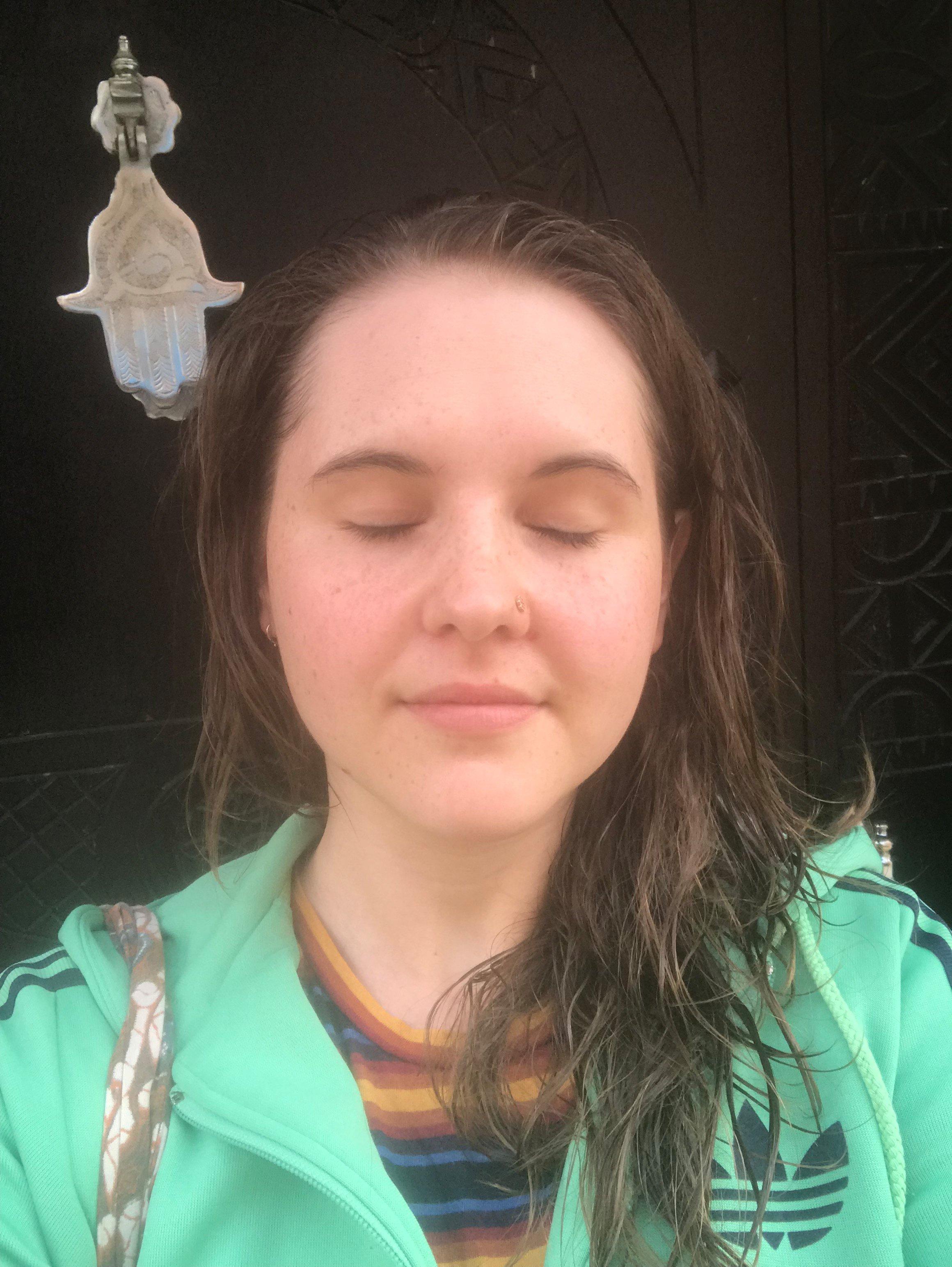 Der Post-Hamam-Effekt Bild: Sarah Bischof