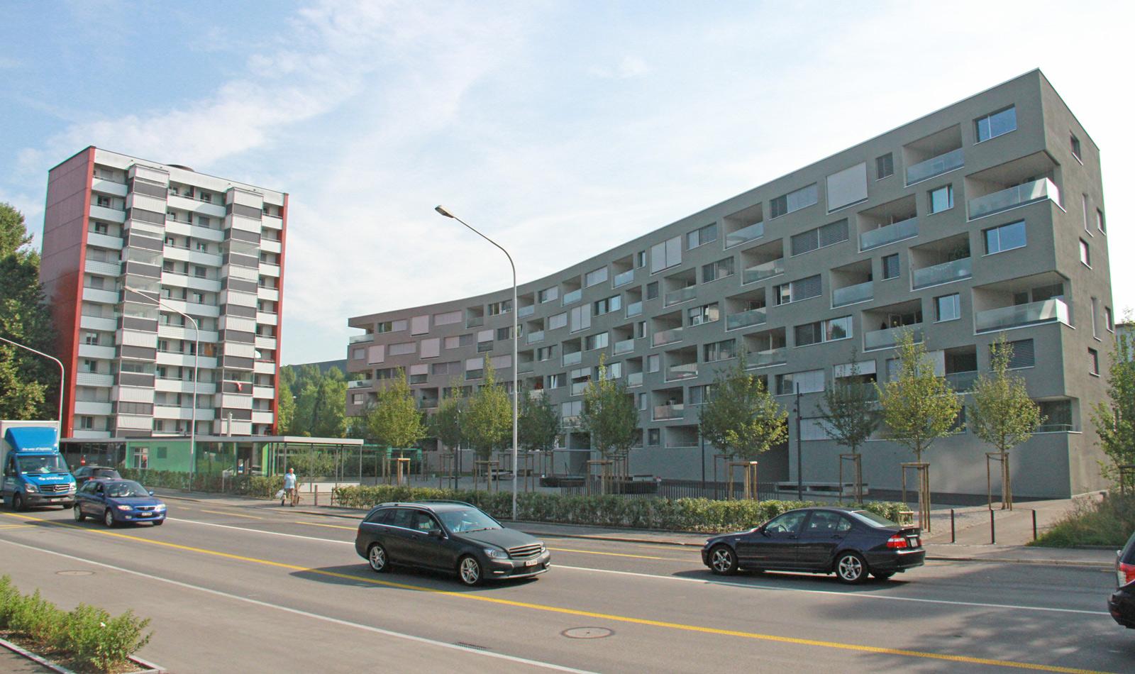Die Integrationsklasse befindet sich in der ehemaligen Ludothek an der Baarerstrasse in Zug.