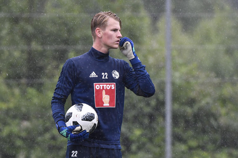 Simon Enzler soll beim SC Kriens Spielpraxis sammeln.