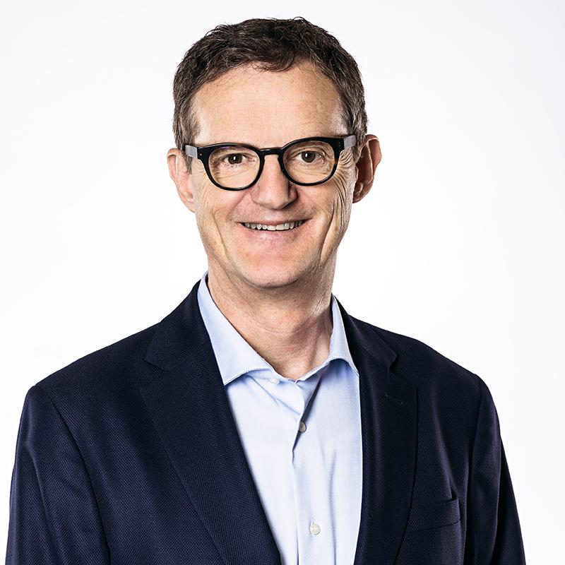 Mario Reinschmidt, Vorstandsmitglied der FDP Steinhausen.