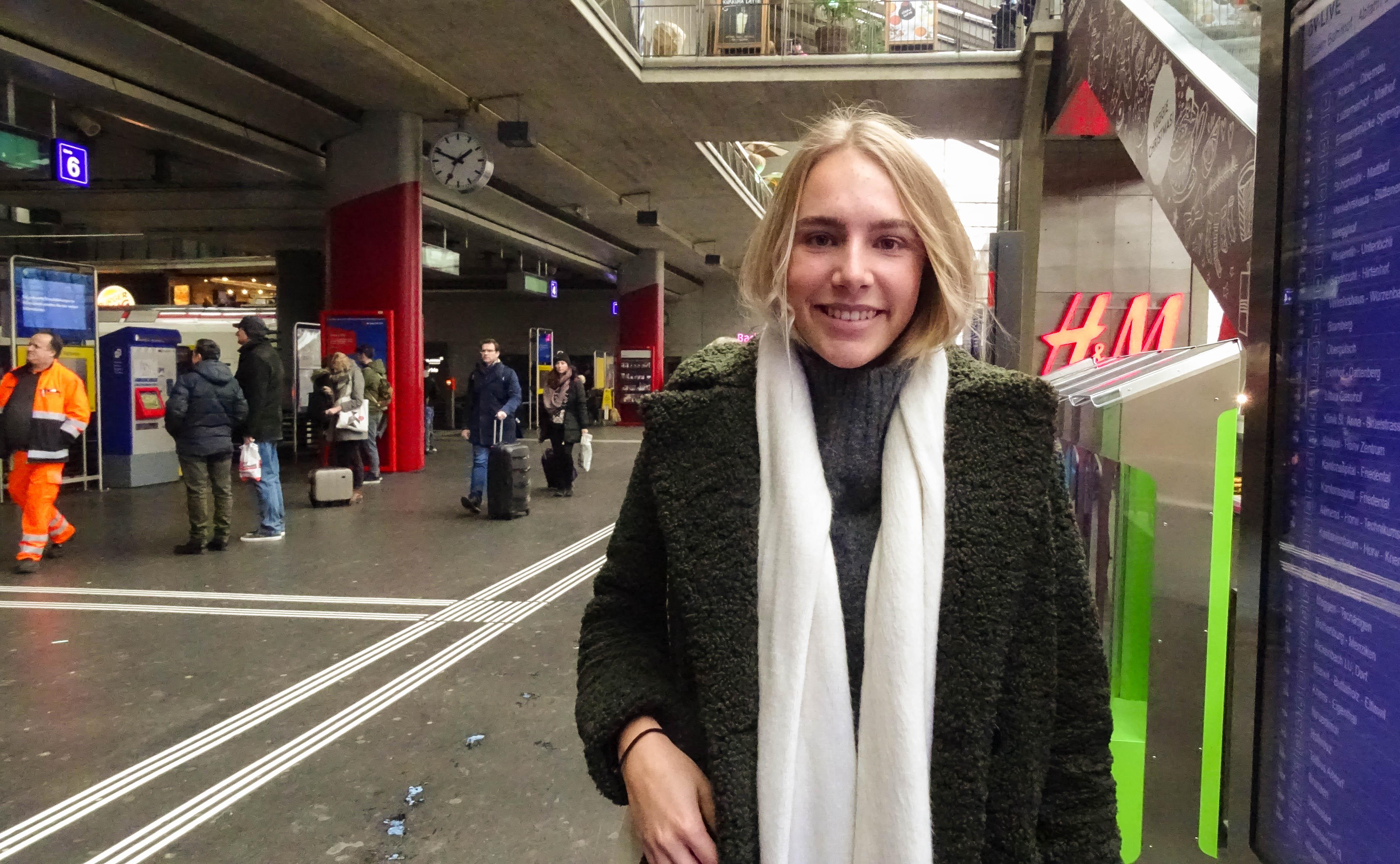 Sah einmal eine Dokumentation und möchte nie Pelz tragen: Jana Marti.