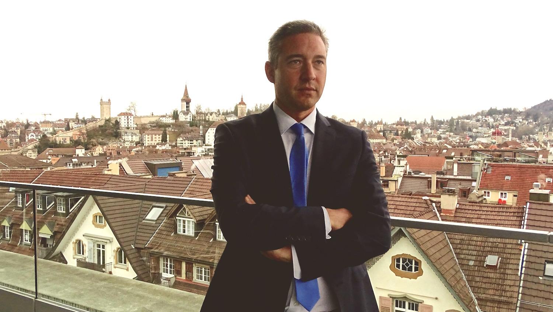 Jürg Wobmann will die Luzerner Kriminalpolizei in die Zukunft führen.
